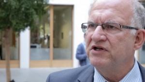 Der Bundesdatenschutzbeauftragte Peter Schaar