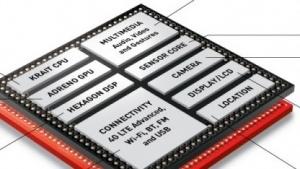 Bestandteile eines Snapdragon-SoC