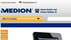 Medions 10-Zoll-Tablet soll im Dezember 2013 erscheinen.