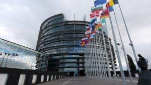Ort des Datenhacks: Das EU-Parlament in Straßburg.