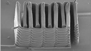 Akku aus dem 3D-Drucker: Tinte wird unter Druck flüssig.