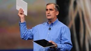 Intel sieht in Tablets einen wichtigen Wachstumsmarkt.