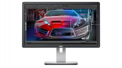 Der 24-Zoll-Monitor UP2414Q mit 4K-Auflösung