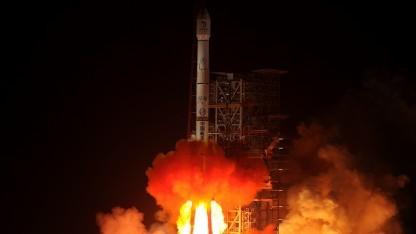 Start der Mondmission Cheng'e-3: Vorbereitung für bemannte Missionen zum Mond