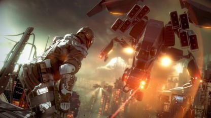 Artwork von Killzone Shadow Fall