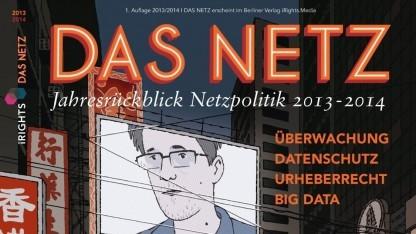 Buch zum aktuellen Stand der Netzpolitik