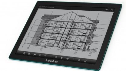 Pocketbook CAD Reader: halb so dick, halb so schwer