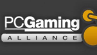 Das aktuelle Logo der PC Gaming Alliance