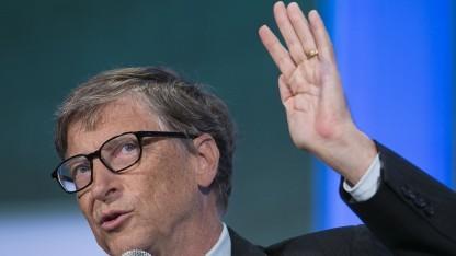 Bill Gates im September 2013