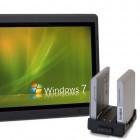 Tabletkiosk i575: 12-Zoll-Tablet-PC mit zwei Hot-Swap-Akkus und RS-232
