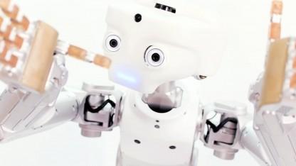 Roboter M1 von Meka Robotics, das mittlerweile zu Google gehört