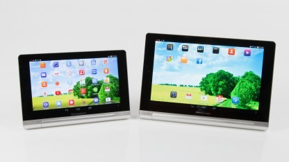 Lenovos neues Yoga Tablet 8 und Yoga Tablet 10