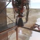 Raumfahrt: Blue Origin simuliert Suborbitalflug bei Triebwerkstest