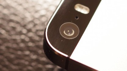 Erkennen iOS-Geräte künftig ihre Eigentümer am Gesicht?