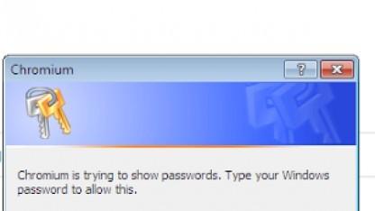 Chromium soll nun auch unter Windows sicherer werden.