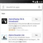 Google: Android-Suche sucht in Apps und nach Apps