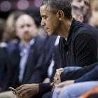 Smartphone: Barack Obama darf kein iPhone verwenden