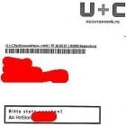 """Abmahnung: U+C soll """"illegale Erfolgsvereinbarung"""" zugesichert haben"""