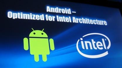 Intel plant eine breite Unterstützung von Kitkat.