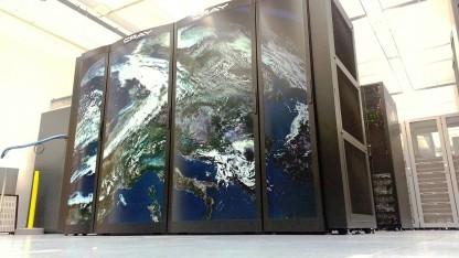 Der Superrechner von Cray soll Wettervorhersagen genauer machen.