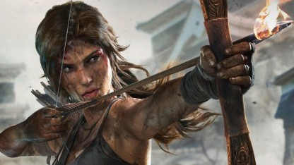 Artwork der Definitive Edition von Tomb Raider