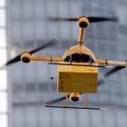 Deutsche Post: Die Drohne wird gelb