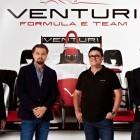 Formel E: Leonardo DiCaprio komplettiert Elektrorennserie
