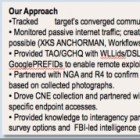Snowden-Papiere: NSA nutzt Tracking-Cookies, um Nutzer gezielt anzugreifen