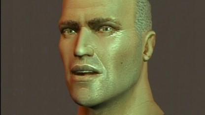 Cutter Slade besteht in Outcast und in Outcast 2 aus Polygonen.