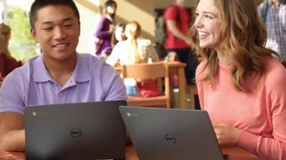 Das Chromebook 11 ist vor allem für Universitäten gedacht.