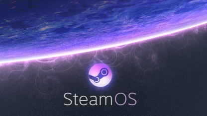 SteamOS ist eine Linux-Distribution für Spieler.