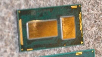 Die Broadwell-Chips für Ultrabooks vereinen CPUs und PCH auf einem Träger.