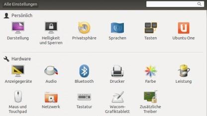 Das unter Ubuntu verwendete Gnome-Control-Center soll vorübergehend geforkt werden.