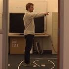 Bewegungserkennung: Witrack sieht Menschen durch Wände