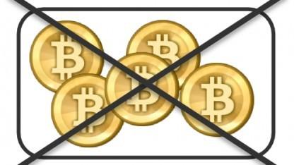 Bitcoins dürfen im Apple Store nicht gehandelt werden.