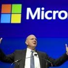 Steve Ballmer: Microsoft könnte im Mobilfunkbereich besser dastehen