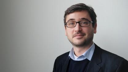 Benjamin Sterbenz, neuer Chefredakteur von Golem.de