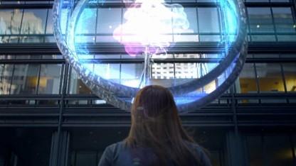 Szene aus Ingress-Trailer