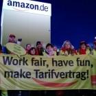 Gesprächsblockade: Streiks bei Amazon gehen weiter