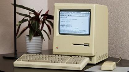 Mac Plus im Internet