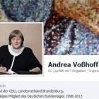 Datenschutzbeauftragte: Schaar-Nachfolgerin befürwortet Vorratsdatenspeicherung