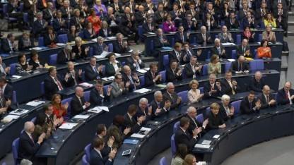 Künftig mit eigenem Internetausschuss: der neue Bundestag