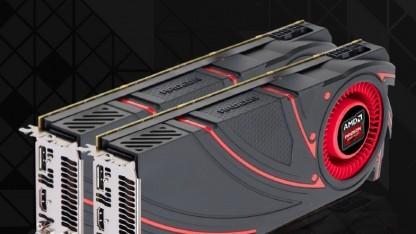 Zwei Radeon R9 290X im Crossfire