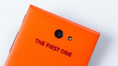 Das erste Jolla-Smartphone kann jetzt bestellt werden.