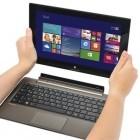 Akoya P2211T: Windows-Tablet mit Tastatur und 500-GByte-HDD für 450 Euro