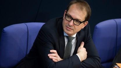 Will nicht über Netzpolitik twittern: Breitbandminister Dobrindt