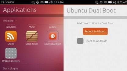 Dual-Boot für Ubuntu und Android