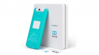 Das Oppo N1 mit Cyanogenmod ist ab sofort im Onlineshop des Herstellers erhältlich.