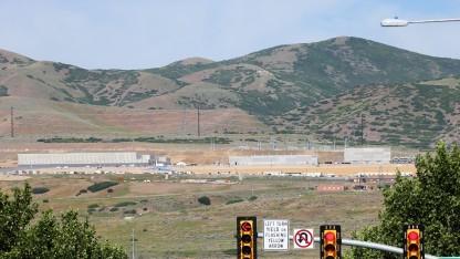 Datenspeicher der NSA in Utah