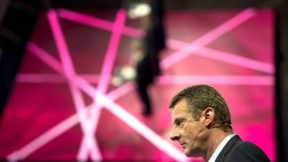 Der Deutschland-Chef der Telekom, Niek Jan van Damme